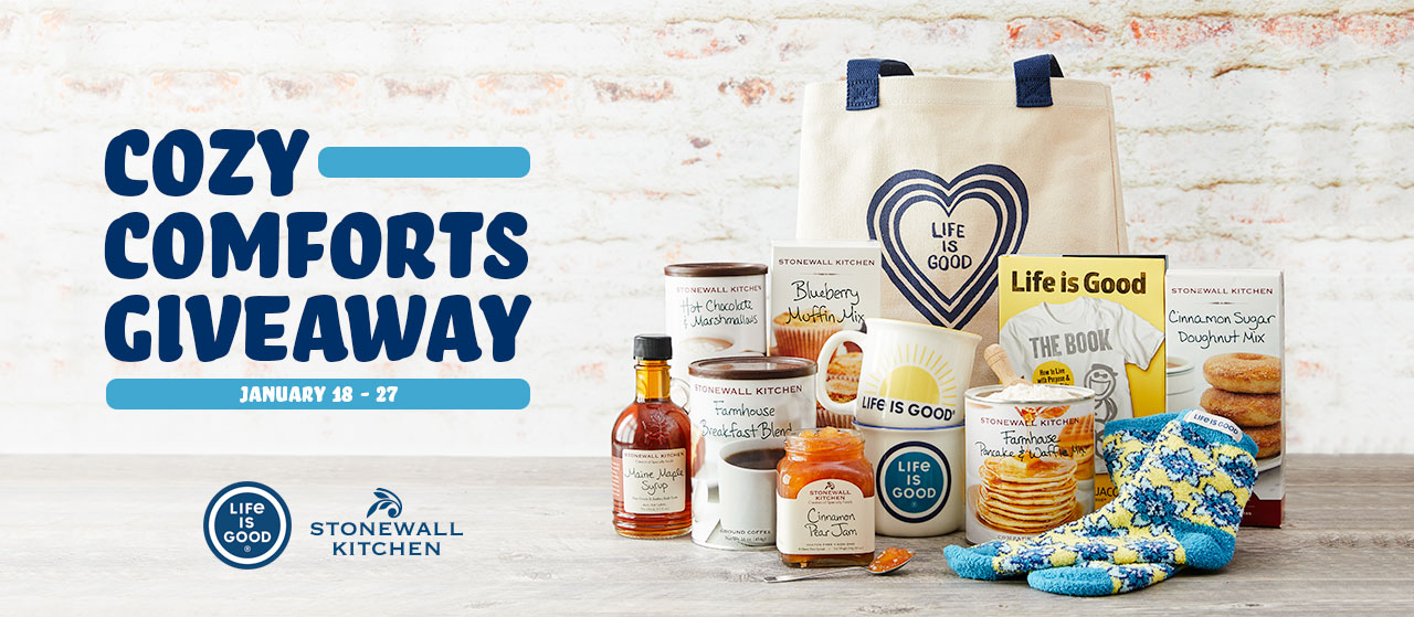 Cozy Comforts Giveaway